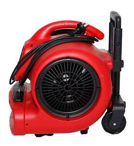 XPOWER 520 WATT PROFESSIONAL AIR MOVER WITH WHEELS/HANDLE X-600HC West Footscray Maribyrnong Area Preview