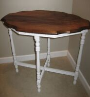 ANTIQUE TABLE - ONLY $65!