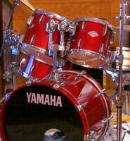 Mature Drummer-Percussionist-Drum Tech - With Backing-Vocals!!