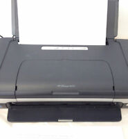 HP H470 Mobile Printer w/ Bluetooth and Accessories