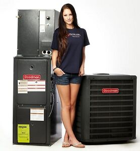Brand New High Efficiency Furnace & A/C **REDUCED**