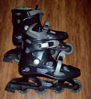 *******Woman Roller Blades*******