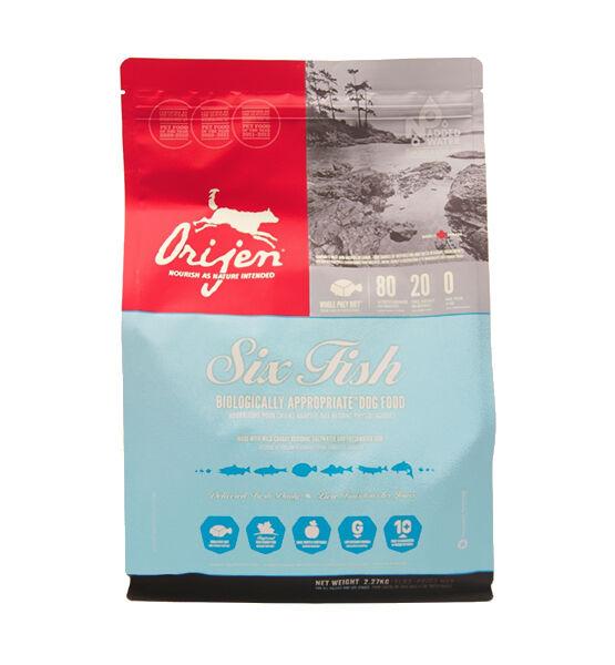 Top 8 dry cat foods ebay for Orijen six fish dog food