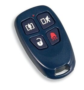 DSC 4-Button Wireless Keyfob Remote (WS4939)