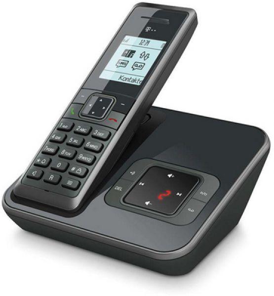 Deutsche Telekom Sinus A 206 Schnurlostelefon mit AB graphit