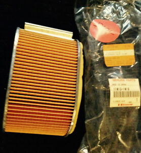Kawasaki or KZ1000E Air Filter KZ Factory Part