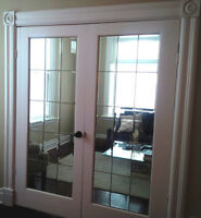 French Doors - excellent condition $50 each