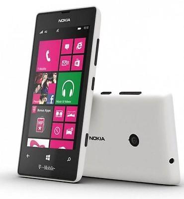 Unlocked Nokia Lumia 521 Gsm Windows Phone 8Gb    New