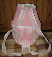 Hoohobbers Made in US Diaper Bag - Sac à langer couche - rose