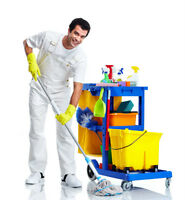 Cleaning Sub-Contractor - 9:00 AM - 4:00 PM