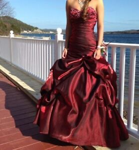Beautiful prom dress for sale St. John's Newfoundland image 1