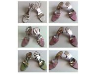 Sandals Footwear High Heels Girls Female Ladies Fashion Various Style And Sizes 4 To 7