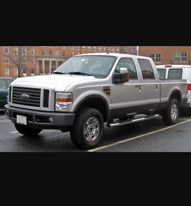 Wanted 2008 - 2010 super duty
