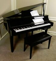 Piano moving service with experienced piano movers
