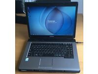 Toshiba Satellite Pro L300 - Intel Dual Core Windows 7