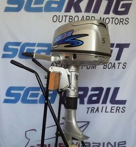 NEW 5HP 4 STROKE OUTBOARD Melbourne Region Preview