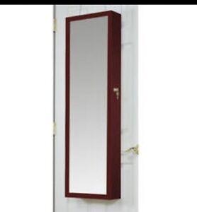 Hot Deal - brand new over door Jewlery armoire $100 negotiable  Oakville / Halton Region Toronto (GTA) image 2