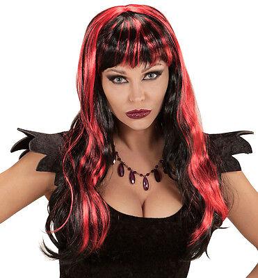 Halloweenperücke Aurora für Damen NEU - Karneval Fasching Perücke Haare