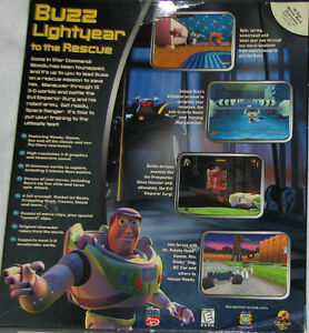 Toy Story 2 PC Game Buzz Lightyear to the Rescue - NEW London Ontario image 2