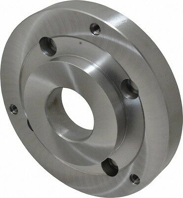 Bison Lathe Chuck Back Plate A2-5 Fits Set-tru 8 In Chuck 7-874-085