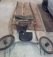 Brodeur Jog(exercise) cart (horse)
