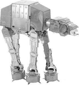 STAR WARS IMPERIAL WALKERS - Beautiful All Metal Models