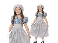 Victorian school dress for kids