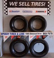 4 Good used firestone destination a/t 275/65/18 for sale. 220$