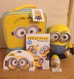 Minions bundle