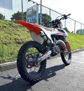2016 KTM 150 SX Kitchener / Waterloo Kitchener Area image 4