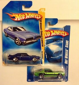 Hotwheels ford cougar