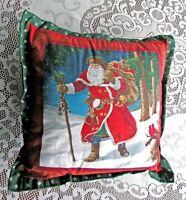 Christmas Pillow (Santa)