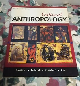 Cultural Anthropology Second Canadian Edition