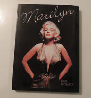 Marilyn Monroe Hard Covered Book