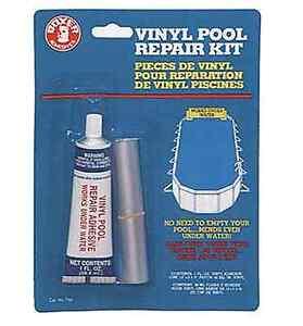 Swimming Pool Liner Inflatable 1oz Repair Kit Ebay