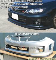 11-14 Subaru Impreza WRX STi CS Type-1 Front Lip (Urethane)