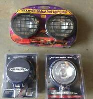 AUXILIARY OFF-ROAD LIGHTS