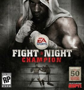 Looking for fight night champion for 360