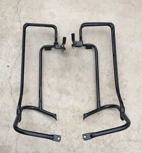 Harley Davidson Saddlebags support rails