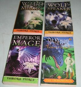 Immortals Quartet:  4 books