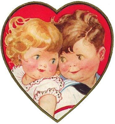 30 Custom Valentine Love Personalized Address Labels