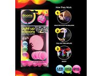illoom balloons - Pink, Blue or Toy story