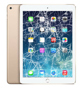 iPad 5, iPad Air 2, iPad Air, iPad 4, iPad 3 & iPad 2 glass repa