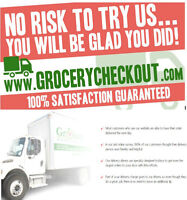 Inexpensive Grocery Delivery - tell your friends & family!