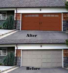 GARAGE doors - see the difference GREAT PRICES