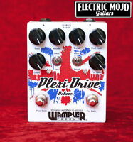 Effets Wampler en stock (Electric Mojo Guitars)