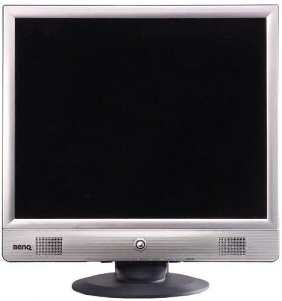 TFT BenQ FP71E+ 17 Zoll Monitor Silver