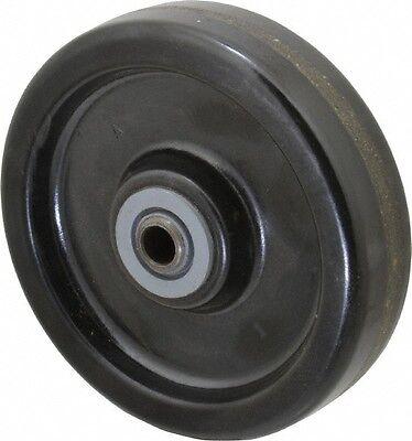 Albion 6 Inch Diameter X 1-12 Inch Wide Phenolic Caster Wheel 500 Lb. Capac...
