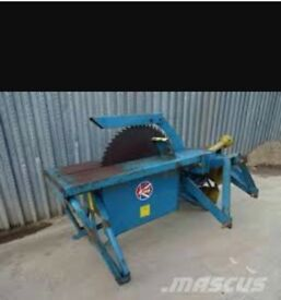 Pto Bench saw required