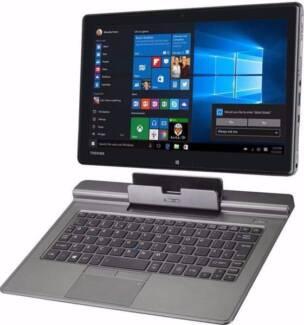 Z10T Intel Core i5-3339Y  2-in-1 Tablet Laptop Toshiba Portege